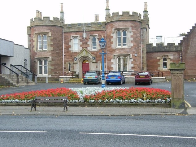 The future of Ardrossan Civic Centre